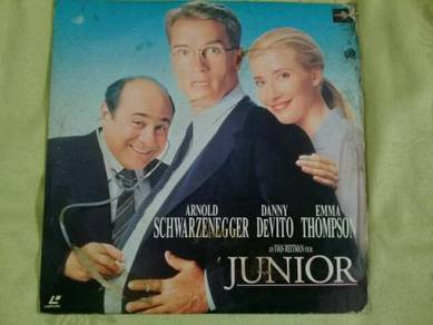 119 Laser disc JUNIOR not lp ep