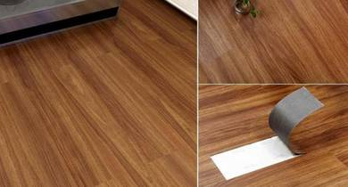 Korea Vinyl Floor 3MM Supplied and Install 233rw