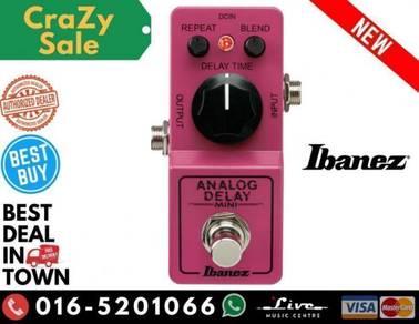 Ibanez Analog Delay Mini Guitar Effect