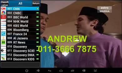 SUPER MSIA tv box hot android uhd tvbox live