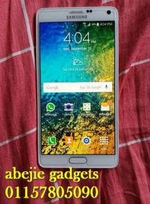 Samsung Galaxy Note 4 fullset