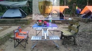 Meja camping picnic