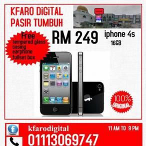 Full-Set Iphone 4s-16GB