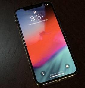 Can use any Sim Used iPhone X 256GB