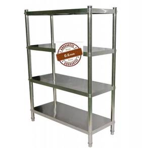 Stainless Steel Rack 0.6mm Thickness