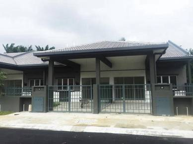 Jalan Kebun Shah Alam FREEHOLD Single Storey 20x64 3r2b
