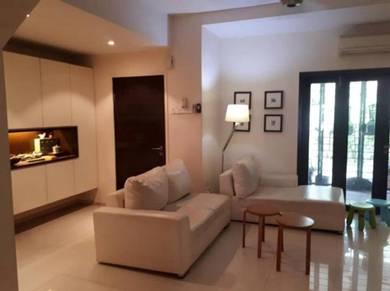 New modern design 2 house [near pavilion 2 bukit jalil] sri petaling