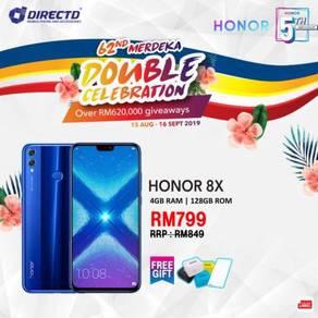 HONOR 8X (4GB RAM | 128GB ROM)MYset