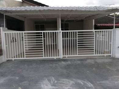 Single Storey Terrace No. 107 at Taman Bukit Merbok Ria, Rasah Jaya