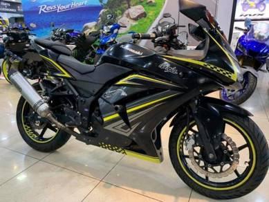 Kawasaki Ninja 250 / Ninja 250r Used ~ WX*3870