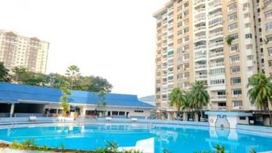 Petaling Indah Condominium Sungai Besi