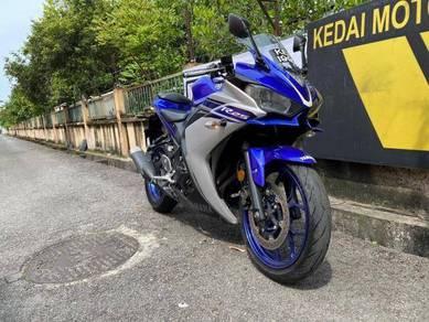 Yamahah r25 ninja 250r cbr 250r