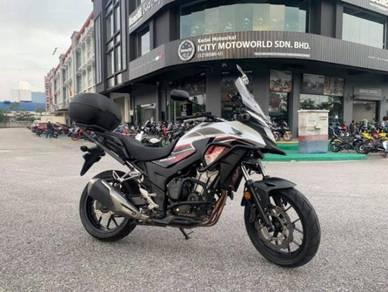 2018 Honda CB500X ABS High Spec Muka 300