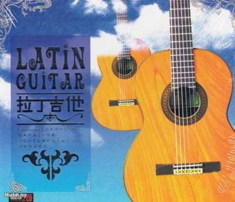 LATIN GUITAR BOSSA NOVA 2CD NEW Digital Mastering