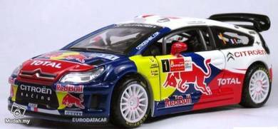 2010 Citroen Total WRC No 1