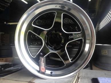 Lenso project d spec j 20inc rim for ford ranger