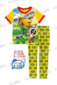 Brand Ailubee Pyjamas Super Wings A239