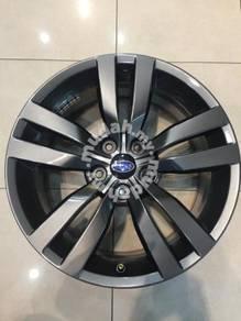 Original Subaru WRX 2017Year 18inch Japan Made Rim