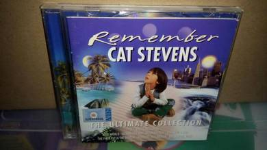 CD Cat Stevens - The Ultimate Collection