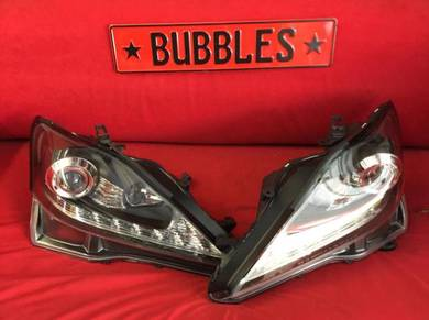 Lexus IS 250 PROJECTOR head lamp with dlr