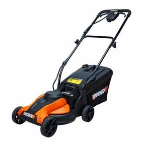 Worx WG773E 24V Cordless Lawn Mower 33cm Cutting W