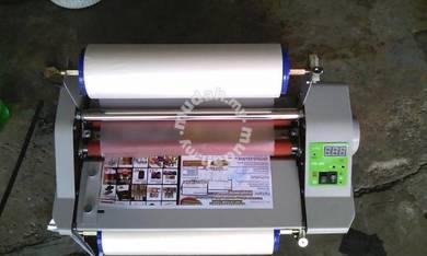 A3 roll laminator fm-360 glossy ,photo name kad