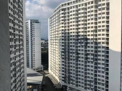 Penthouse suasana lumayan condominium