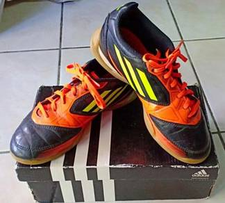 Kasut Futsal Adidas F-50 for Kid Shoe