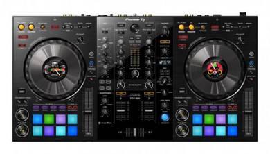 Pioneer ddj800 /ddj-800 DJ Controller (FREE Headph