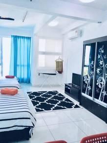 Homestay Serdang Booking Studio