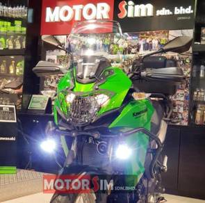 Versys 250 Showroom Unit - MotorSim