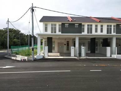 New Double Storey Corner Lot at Tmn Tunas Mahkota Batu 11 Jln Gambang