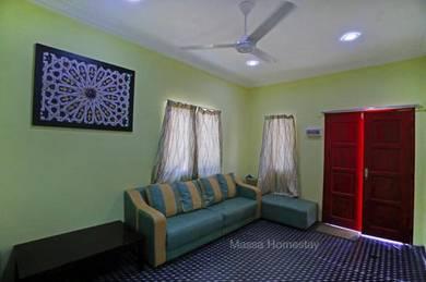 Homestay Bajet Kampung Raja, Besut, Terengganu
