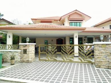 Linked Bungalow Double Storey