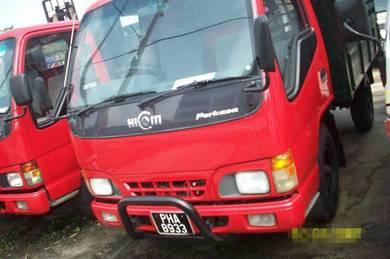 Lori Sewa Kedah ke KL-SELANGOR pindah barang