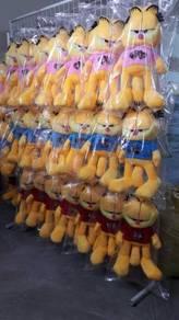 Garfield teddy bear