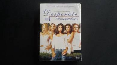 DVD Desperate Housewives