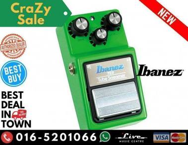 Ibanez Tube Screamer TS 9 Guitar Effect Pedal
