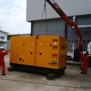 Genset Available