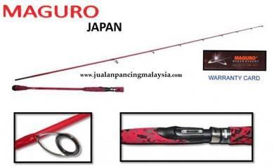 Maguro japan solid carbon red master