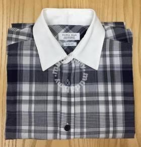 Zara Men L/Sleeve Office Shirt Used