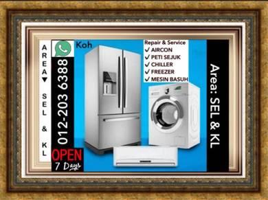 Peti Ais Sejuk Fridge Refridgerator k16