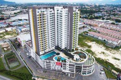 Fully Furnish Tenanted 895sf 2 Bedrooms at D'Festivo, Ipoh