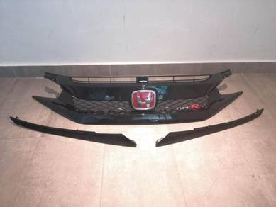 New Honda Civic fc 2020 type r front grill grille