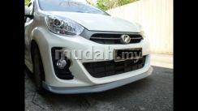 Perodua New Myvi SE Front &Rear V-Lip PU
