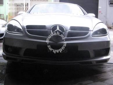 Mercedes Slk r171 bodykit