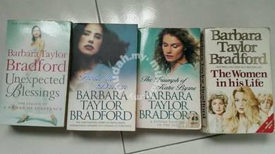 Barbara taylor bradford novel story book woman