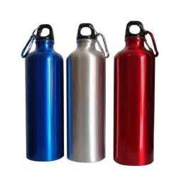 Aluminium Sport Bottle 500ml and 750ml