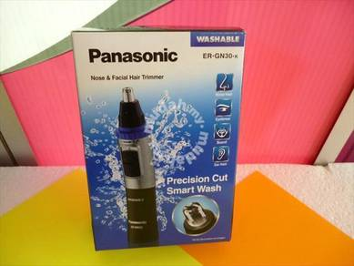 New Panasonic Nose and Facial hair Trimmer