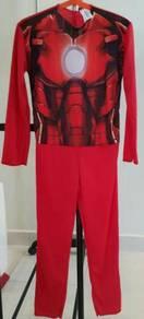 Origina Marvel Iron man children costume Halloween